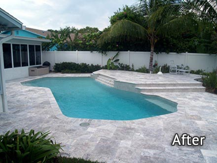 Pool Remodeling Tampa Freestyle Pools Amp Spas